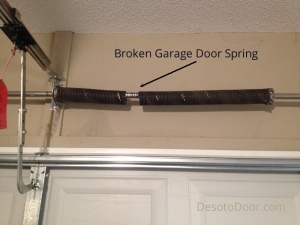 garage door spring repair billings mt